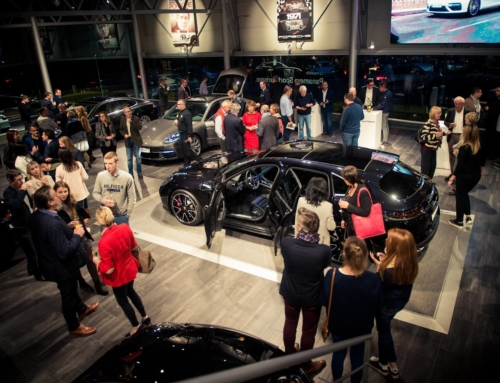 NEW PANAMERA LAUNCH